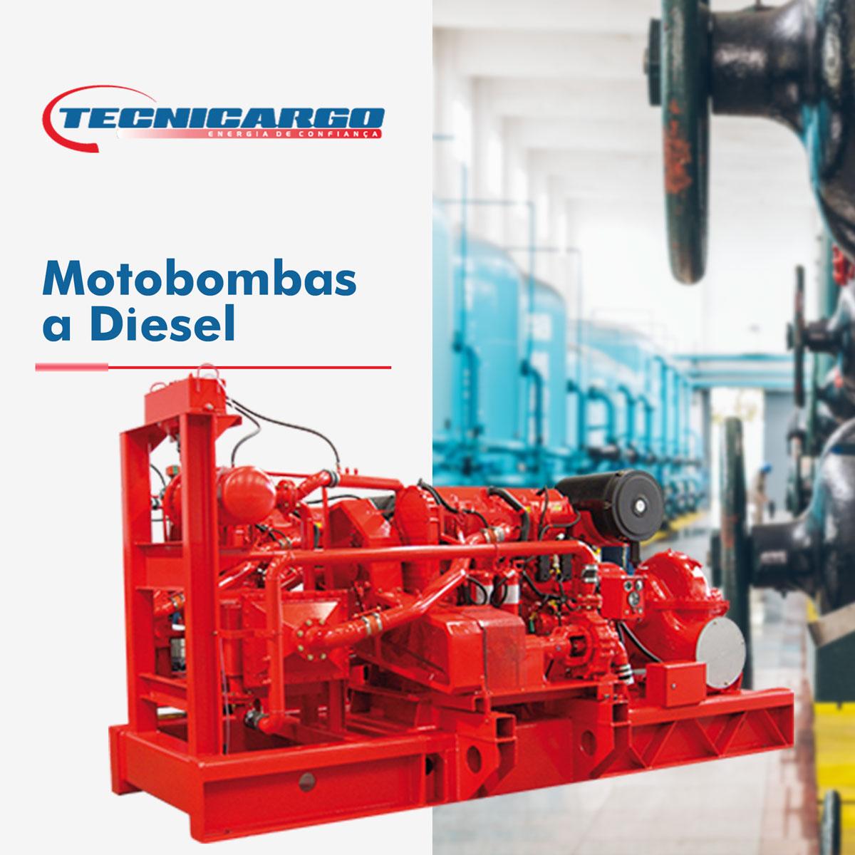 Motobombas a Diesel